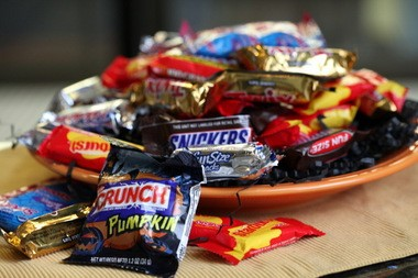 Americans will spend $2.2 billion on Halloween candy this year, according to the National Retail Federation, and 71.1 percent will share it with trick-or-treaters.