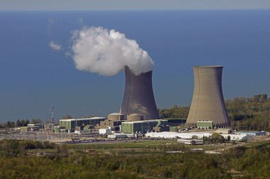 The Perry nuclear power plant automatically shut down overnight. There were no injuries.