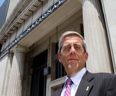 LNB President and CEO Daniel Klimas will become a regionalpresident of Northwest Bank after the sale is final.