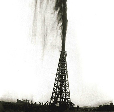 "U.S. shale oil wells are less dramatic than the famous 1901 ""Lucas gusher"" at Spindletop near Beaumont, Texas, but U.S. oil shale production levels are every bit as dramatic. U.S. oil production will soon make the nation the world's number one oil producer, said the American Petroleum Institute's top executive."