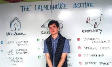 Zach Schwartz is co-founder of the LEAP program for high school entrepreneurs.
