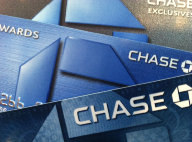 Chase Bank to restrict cash payments on credit cards and