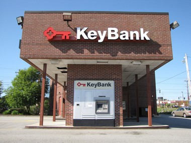 KeyBank ATM screens now display your full name if you opt for