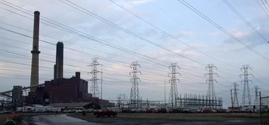 FirstEnergy's Lake Shore power plant, built in 1911, is closing. The coal-fired plant has been the target of neighborhood groups and environmentalists for at least a decade. The company decided to close the old plant rather than upgrade it to meet new air standards reducing mercury and other toxic metal emissions.