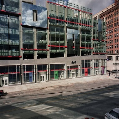 Stark Enterprises recently updated its website to include a potential 200-unit luxury apartment building atop the 515 Euclid parking garage in downtown Cleveland. At this point, though, the developer doesn't own the property and isn't saying much about the possible project.