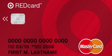 Target Visa cards are changing to MasterCards with PINs.