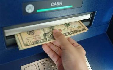 ATMs and bank accounts moving toward fingerprint, voice