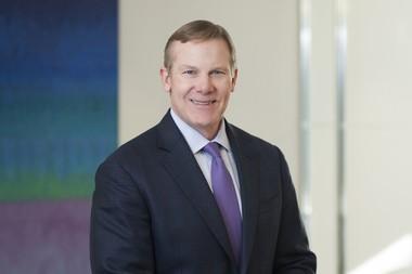 Squire Patton Boggs' Global Chairman Mark Ruehlmann.