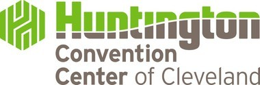 The new logo of the Huntington Convention Center of Cleveland.