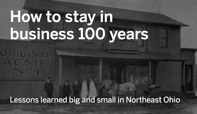 Century-old businesses tell Greater Cleveland's story