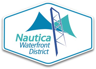 Monday's announcement included a new name and logo for the Nautica Entertainment Complex.
