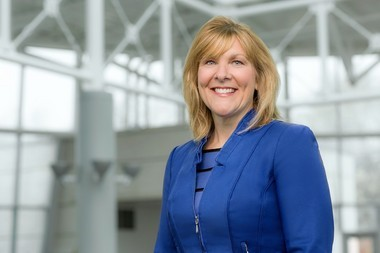 Tricia Griffith will succeed Glenn Renwick as Progressive's CEO on July 1.