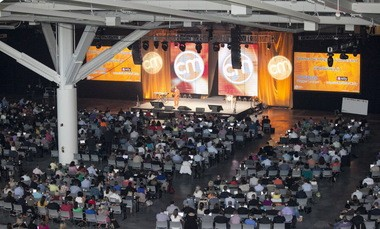 The 2013 Content Marketing World conference brought more than 1,750 attendees to the Cleveland Convention Center, 75 percent of whom had never been to Ohio.