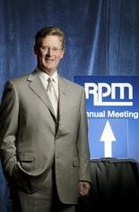 RPM Chairman and CEO Frank Sullivan.