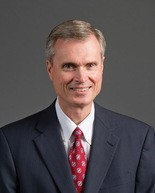 Parker Hannifin Chairman and CEO Thomas Williams.