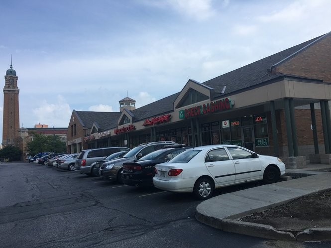 Market Plaza is home to local and national tenants, from a nail salon to a Sherwin-Williams paint store. The existing landlord and Harbor Bay are talking to the tenants about options, and neighborhood leaders say they want to keep the retailers in Ohio City.