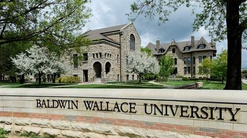 Baldwin Wallace University makes the Top Workplaces list for the first time this year.