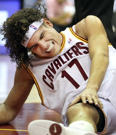 Cleveland Cavaliers center Anderson Varejao is headed for his third surgery in three seasons.