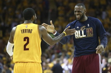67359d0b64ce Nate Thurmond marvels at the impact LeBron James has had on younger  Cavaliers such as Kyrie
