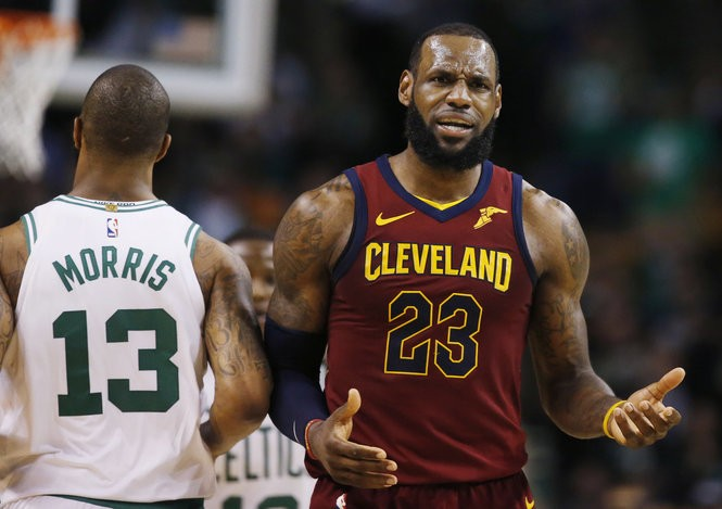 promo code 43d0c 7629b The Cleveland Cavaliers and a brief history of panic: Doug ...