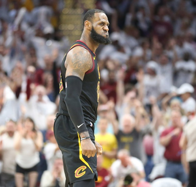 LeBron James is two players, so Cavs can win without Kevin