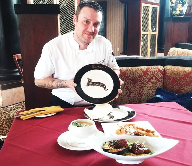 Leopard chef John VonDuhn is cooking up a specially priced $35 three-course dinner for Restaurant Week.