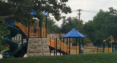 The playground at Fairfax Elementary School in Cleveland Heights will soon receive equipment to make it handicapped-accessible after the school won a $20,000 grand prize in a national video contest.
