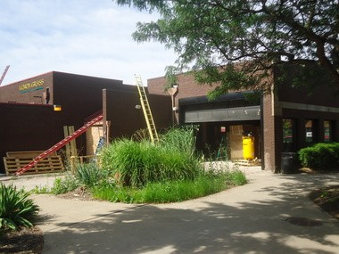 Another revolving loan recipient, Boss Dog Brewing Co. on Cedar-Lee, has requested more city right-of-way to provide handicapped access through the rear of the former Lemon Grass restaurant, where a patio will replace what was once a McDonald's Playland.