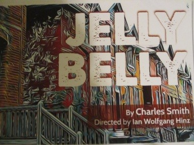 """Ensemble Theatre of Cleveland Heights will present """"Jelly Belly"""" from Feb. 9-25."""