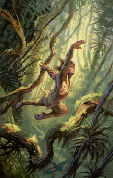 Look for the new/old adventures of Tarzan