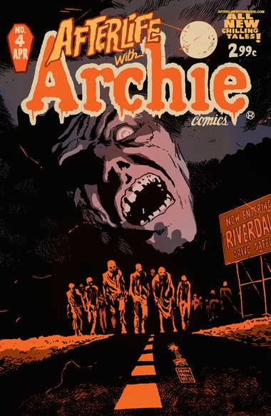 Ever wonder what a realistic portrayal of Archie Andrews would look like? If he fought zombies?