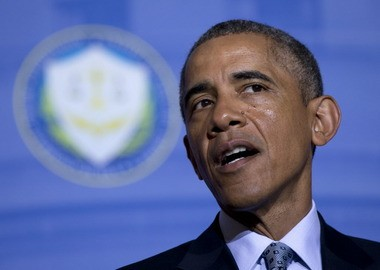 President Obama announced his data-privacy proposals Monday at the FTC's offices.