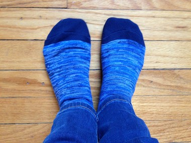 Clarks walked out on its lifetime warranty on socks May 21, 2015.