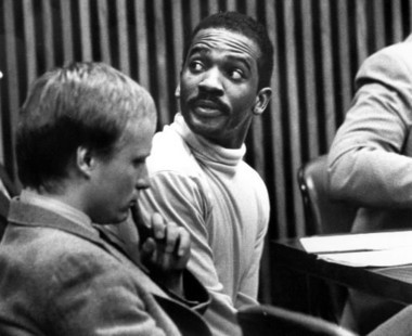 Arthur Tyler, in Cuyahoga County Common Pleas Court, in 1985. On Tuesday, a majority of the Ohio Parole Board recommended to Gov. John Kasich that his sentence be commuted to life in prison with immediate parole eligibility.