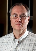 David Abbott, executive director of the George Gund Foundation.