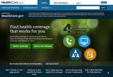 HealthCare.gov, the federal enrollment website for the Affordable Care Act, has trouble sending data to states, which need it for Medicaid enrollment.