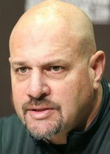 Cleveland Browns coach Mike Pettine.