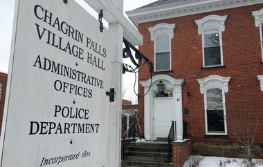 Garbage fees, increased parking fines and taxes are among the options on the table in Chagrin Falls to offset losses from state tax dollars.