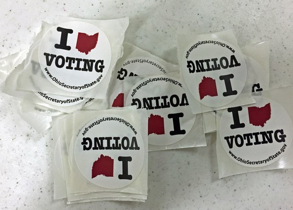 The U.S. Supreme Court has given the OK for Ohio to resume purging of voter registration lists.