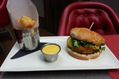 The Ramsey Burger, created by chef Chris Hodgson to honor hero Charles Ramsey, was only the beginning...