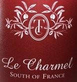 Le Charmel Pinot Noir.