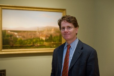 C. Griffith Mann of the Cleveland Museum of Art will head the Metropolitan Museum of Art's medieval department and Cloisters starting in September.