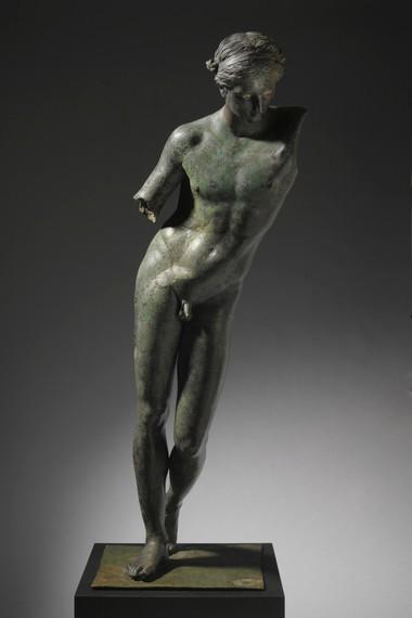 The Cleveland Museum of Art's Apollo bronze.