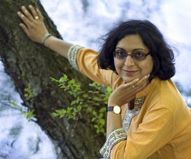 Author Thrity Umrigar is a winner of a Seth Rosenberg creative workforce prize.
