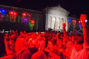 The Solstice summer celebration at the Cleveland Museum of Art has become a fixture on the city's calendar.