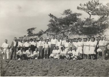 As a lanky Westerner, Sherman Lee stood out in a crowd as a Monuments Man in Japan after World War II.