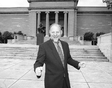 Robert P. Bergman, the Cleveland Museum of Art's charismatic director from 1993 to 1999, revamped the museum's mission statement to emphasize reaching the broadest possible audience.