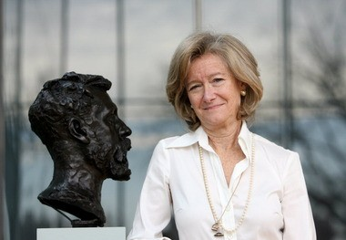Deborah Gribbon, who served as the Cleveland Museum of Art's interim director in 2009-2010, is back now as interim chief curator, following the resignation of David Franklin as museum director in October.
