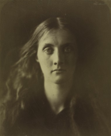 The Cleveland Museum of Art acquired this portrait of Julia Jackson by Julia Margaret Cameron in 1996 as a gift. It's part of a series that includes a newly acquired version of the same image, but printed in reverse by Cameron in a proto-modern exploration of variations on a theme.