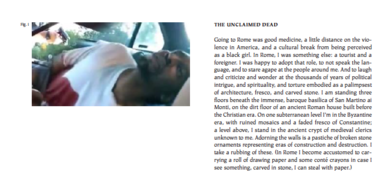 The Diamond Reynolds photo of her boyfriend Philando Castile dying after he was shot by a St. Paul police officer is reproduced in the catalog of the Cleveland Museum of Art's new show on the work of artist Kara Walker.